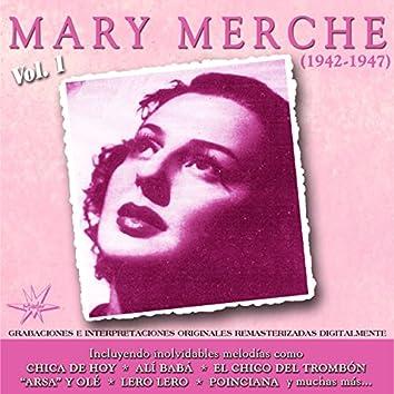 Mary Merche (1941 - 1947) Vol. 1