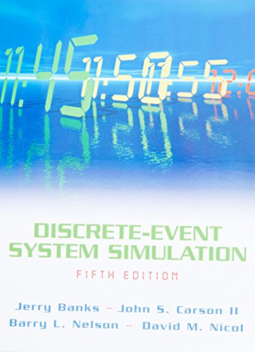 Discrete-Event System Simulation (5th Edition)