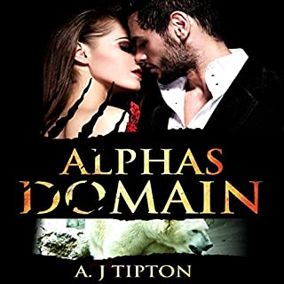 Alpha's Domain audiobook cover art