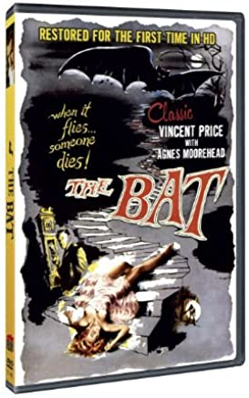 The Bat (1959) by Vincent Price