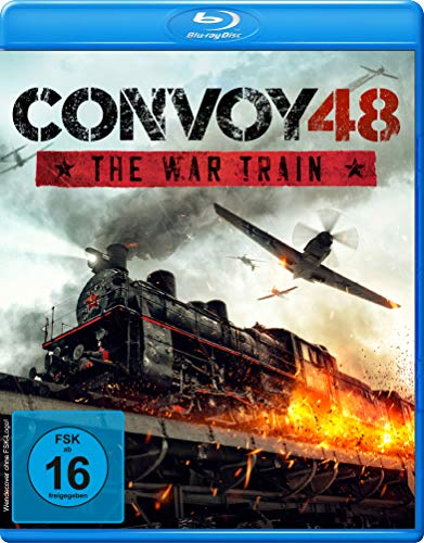 Convoy 48 - The War Train [Blu-ray]