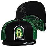 Sullen Men's Charmer Trucker Snapback Hat Black