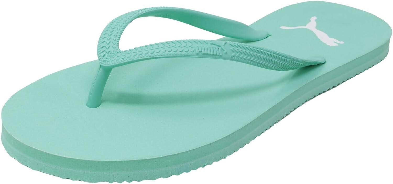 Amazon.com | PUMA Women's First Flip Flop | Flip-Flops