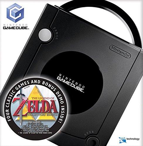 GameCube Console - Legend of Zelda Bundle - Black [video game]