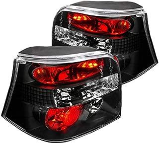 Spec-D Tuning LT-GLF99JM-TM Spec-D Altezza Tail Light Black