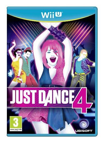 Just Dance 4 (Nintendo Wii U) [UK IMPORT]