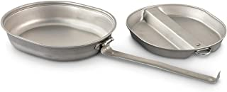 Mil-Spec Adventure Gear Plus MSA02-9524000000 U.S. Style Mess Kit 304 Stainless