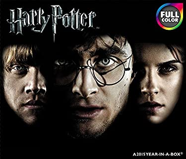 Harry Potter Boxed Calendar (2015) by Landmark (July 15,2014)