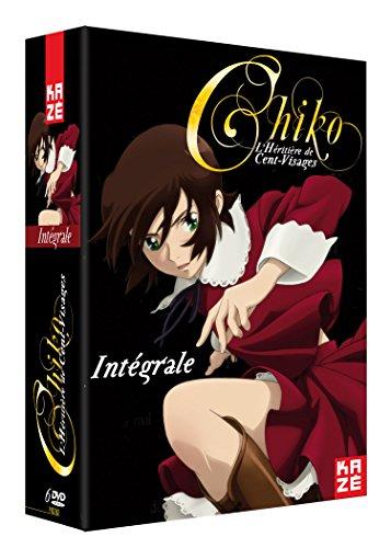 Chiko l'héritière de Cent Visages-Intégrale Collector