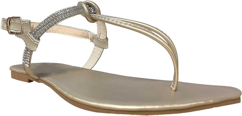 USYFAKGH Womens Slide Sandal Summer Womens Ladies Wedge Platform Flip Flops Slippers Casual Slip On Shoes