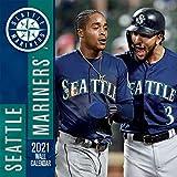 Seattle Mariners 2021 Calendar