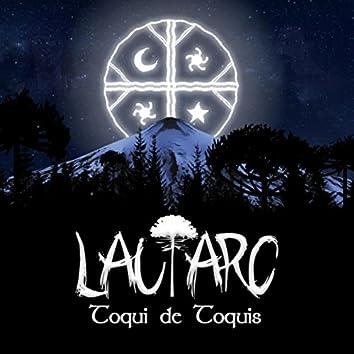 Lautaro, Toqui de Toquis