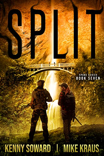 SPLIT: Book 7 of the SPORE Series: (A Thrilling Post-Apocalyptic Survival Thriller) (English Edition)