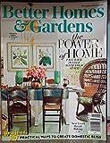 BETTER HOMES & GARDEN Magazine September 2020