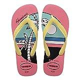 Havaianas Top Vibes, Infradito Donna, Multicolore (Pink Porcelain 7600), 41/42 EU...