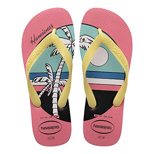 Havaianas Top Vibes, Tongs Femme, Multicolore (Pink...