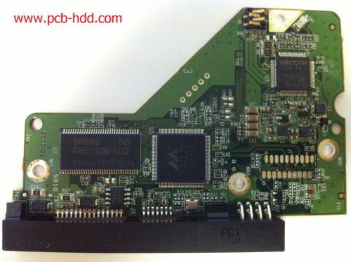 WD20EARS-00J99B0 Leiterplatte Modell 2060-771698-004 REV A