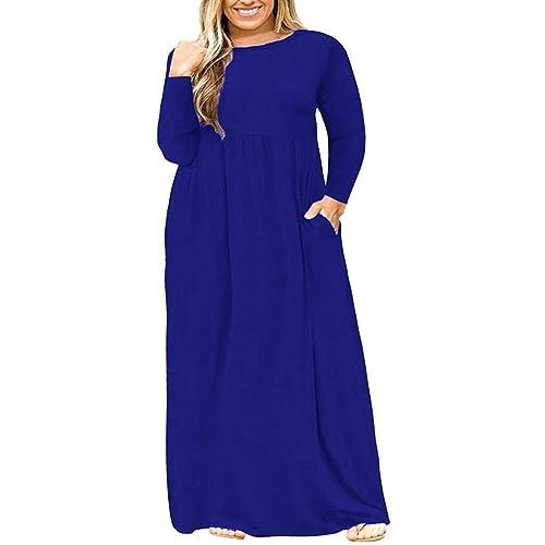 Plus Size Royal Blue Dresses: Amazon.com