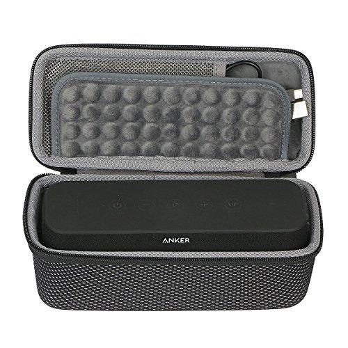co2CREA Duro Viaggio Caso Copertina per speaker Portatile Bluetooth anker soundCore boost 20w(solo scatola)