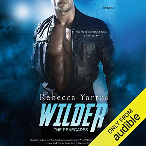 Wilder audiobook cover art