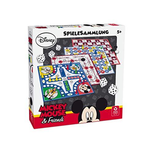 ASS 22500204 Disney Mickey&Friends-Spielesammlung
