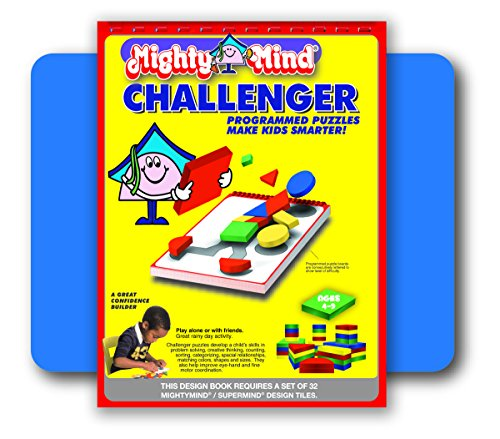 MightyMind Challenger Programmed Puzzles