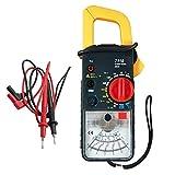 ROSEBEAR Probador de Voltaje Ac/Dc Abrazadera Multímetro Amperímetro Medidor de Temperatura