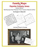 Family Maps of Fayette County, Iowa