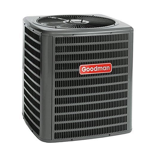 heil air conditioners Goodman 4 Ton 16 SEER Air Conditioner R-410a GSX160481