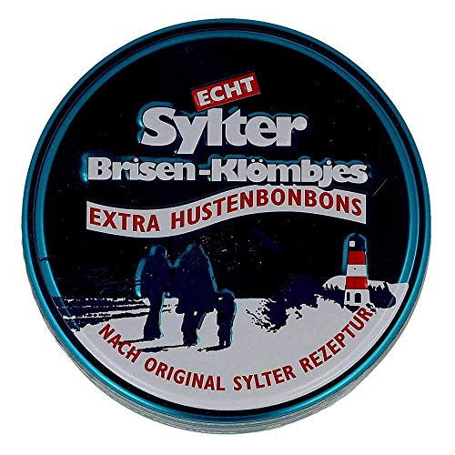 Echt Sylter Brisen-Klömbjes extra Hustenbonbons, 70 g Bonbons
