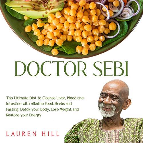Doctor Sebi cover art