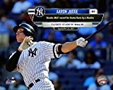 Aaron Judge New York Yankees MLB Rookie HR Record Photo (Size: 8' x 10')
