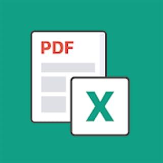 Alto Convert PDF to Excel