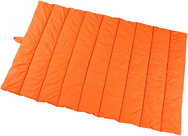 Dog Cat Cool Mat, Cooling Mat for Dogs, Outdoor Dog Bed Portable Travel Dog Bed Extra Large Dog Mat Cat Mat orange Oversize Waterproof Dog Mat Pet Mat