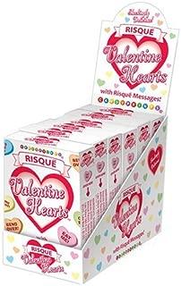 Risque Conversation Hearts - 6 Boxes