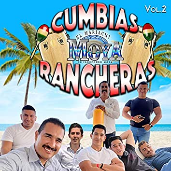 Cumbias Rancheras, Vol.2