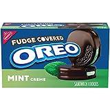 Oreo Fudge Covered Mint Cookies, 9oz.
