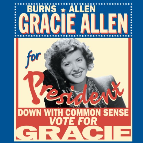 Gracie for President cover art