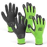 WORKPRO 2 Pairs Garden Gloves
