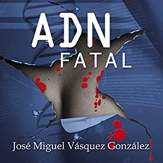 ADN Fatal [Spanish Edition] cover art