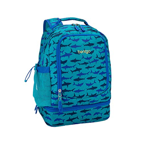 2-in-1 Backpack & Lunch Bag