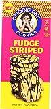 GOODIE GIRL Fudge Striped Cookies, 7 Ounce