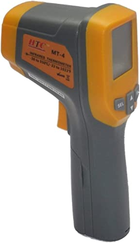HTC Instrument MT-4 Digital Non - Contact IR Infrared Thermometer Temperature Gun