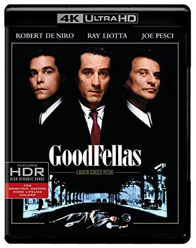 Goodfellas (1990) (4K Ultra HD) [Blu-ray]