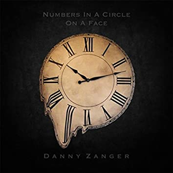 Numbers in a Circle On a Face