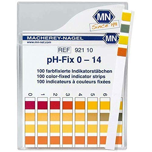 pH Indicator Strips 100/Box