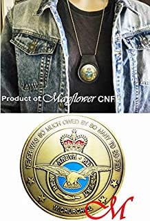 royal marines challenge coins