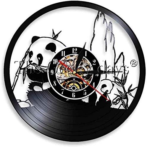 youmengying Co.,ltd Relojes De Pared Disco De Vinilo Reloj De Pared Decoración Lámpara Colgante Especial Decoración Animal