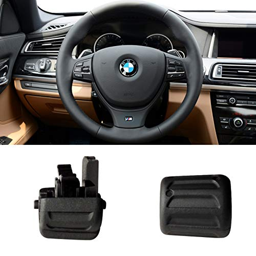 Jaronx for BMW Steering Wheel Active Cruise Control Button + Multi-Function Control Button,Steering Wheel Control Buttons for BMW 5/6/7 F07 F10 F11 F06 12 F13 F01 F02-NOT for M Sport Steering Wheel