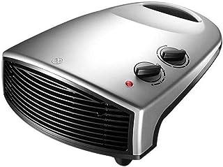 QSM Calentador de Radiador Eléctrico Cuarto de Baño con Ventilador de Aire Caliente Montado en la Pared Frío Y Calor Impermeable/Inicio / Plata,Gris,UNA
